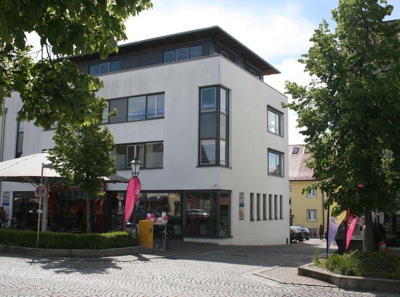 Bürogebäude Kanzlei Büchs in Friedberg
