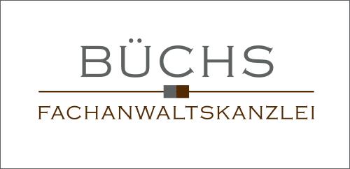 Logo Rechtsanwaltskanzlei Büchs