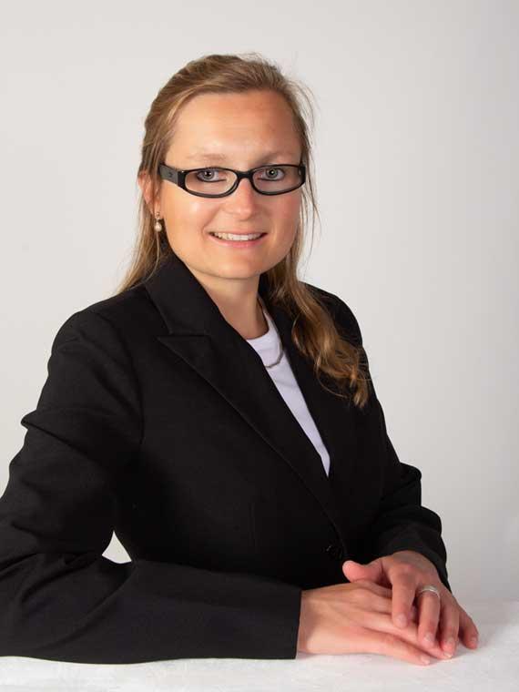 Rechtsanwaltsfachangestellte Melanie Jais